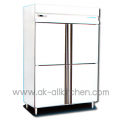 Standing cabinets stainless steel 4-door (chilled) YNR-135S.