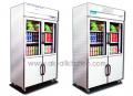 4-door Standing cabinets stainless steel RIS-110S, RIS-130SRT.