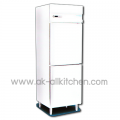 Standing cabinets, stainless steel 2-door (frozen and chilled) YNR-068S, YPR-068S.