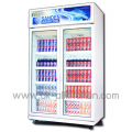 2 door glass cabinet stand SEC-1000SBD