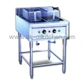 Electric oven fry 2 basket