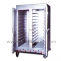 Oven dry 20 trays, stainless steel gas.